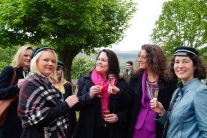 Auch Hohe Damen kommen nach Schwarzburg