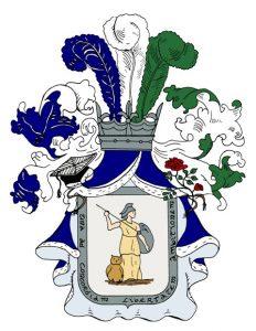 Wappen der AV Athenia